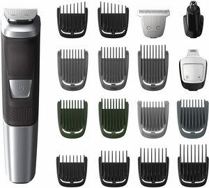 Philips Norelco Multigroom 5000, 18 Attachments, MG5750/49 $49.96 + $11.24 Delivery ($0 with Prime) @ Amazon US via AU