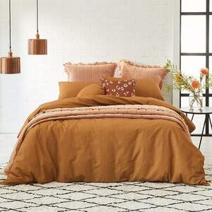 Clearance Quilt Cover & Set $49 (All Sizes) & Free Delivery with Code @ MyHouse
