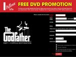 FREE The Godfather DVD with Vittoria Coffee 1kg