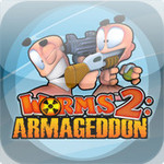 Worms 2: Armageddon iPhone/iPad App Only $0.99 Cents from $4.99
