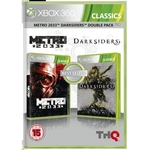 Metro 2033 & Darksiders Classics Double Pack Game Xbox 360 $20 FREE SHIPPING @ OZGameShop