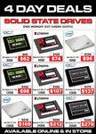 MLN SSD Sale! OCZ Agility 3 60GB SSD - $62 120GB - $98 Vertex 4 256GB - $279 128GB SSD - $137