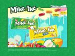 Free Mike and Ike Assorted Fruits and Sour Zours lollies