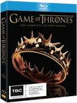 Game of Thrones Season 2 Blu-Ray $9.95 Delivered from Fishpond
