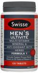 Swisse Men's Ultivite 120 Tablets Half-Price at Priceline Pharmacy - $24.99