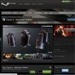 Crysis 2: Maximum Edition 75% off - $7.49 (Steam)