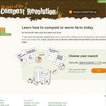 FREE Compost Bin or Wormfarm 4 Residents of Randwick, Waverley, Wollondilly & Woollahra Councils