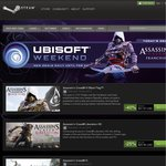 [STEAM] Assassin's Creed Franchise - Steam Daily Deal
