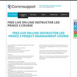 FREE Online Course - Prince 2 Real World Approach to Project Management