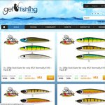 3 x 70g Stick Bait Fishing Lures for Only $45 Normally $99 (50% off) Shipping Aus wide for $8.25