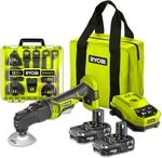Ryobi 18V Multi-Tool, 20 Pc Accessory Set, 2x1.3ah Li-Ion Batteries & Storage Bag $99 @ Bunnings