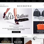 REEBONZ: Designer Handbags! Spend and Earn up to 380 Credits ($380) for The Month of May!