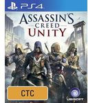 Assassins Creed Unity PS4 & Xbox One - $52.93 Delivered from Dick Smith eBay with 20% off Code