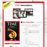 Time Magazine $1 Per Hard Issue, 27 Issues + Backpack for $27 (South Pacific Edition)