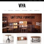 Free iPad/Tablet Stand with All Purchases Made at VIYA.com.au - Online Furniture Store
