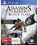 Assassins Creed IV: Black Flag PS4 $29  @ JB Hi-Fi