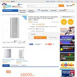 Xiaomi 16000 Mah Powerbank $41.52 Free Expedited Shipping AU Direct DX.com