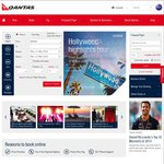 $1199 Australia to Los Angeles rtn on Qantas (Discover LA Sale)