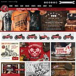 Dime City Cycles - 15% off $150+ Spend Storewide - CyberMonday Sale - Classic Motorcycle Parts