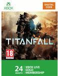 Xbox Live Gold 24 Mth Membership - $99.00 @ Wireless 1 eBay