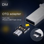 USB to Micro USB Adapter $0.86USD (~$1.15AUD) @Everbuying