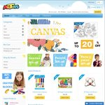 SAVE $15.00 Kids Art & Craft @ Artoys Online Store Only When Spend $50.00 or More on One Transaction & Mutiple Discounts Apply