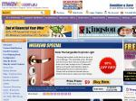 Logitech V550 Nano Cordless Laser Mouse $19.99 / MX1100 $29.99 @ Mwave (1 day only) pick up