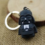 Black/White Soldier Key Ring Pendant AUD $0.13 Delivered @ GearBest