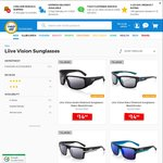 Liive Polarised Sunglasses from $9.99 + Delivery @ COTD