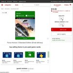 [Digital Code] Forza Horizon 3 SE Xbox One & PC WIN 10 $26 ($20 USD) (Save $40) or $40 ($30 USD) with VIP Pass @ Target USA