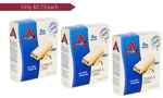 Atkins Advantage LC Protein Bars Cookies and Cream 15/30 for $20/ $31 Posted, 5 Small Coffees for $4.50 [SYD CBD] @ Groupon