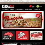 25% off at Bubba Pizza South Morang VIC - Online Only