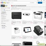 eBay 10% + Extra 10% off @ Warehouse1 on over 350 Items