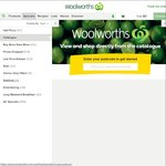 15% off $30/$50/$100 iTunes Cards @ Woolworths
