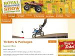 Discount earlybird tickets with RACV membership to Royal Melbourne Show