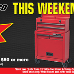 """21"""" Tool Chest & Trolley Combo $39.00 (Min $99 Spend Required) @ REPCO"""