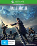 Final Fantasy XV (XB1), Just Cause 3 (XB1/PS4) - $25 Each at Big W