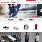 New Balance - 40% off Their Full Priced Items (excl. Cricket and Digital Items) - New Balance Online Store