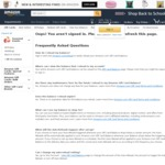 Get a US $10 Reward When You Reload Your Amazon.com Gift Card Balance with US $100+