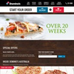 $30 off $120+ Kogan Spend When You Order Domino's Online