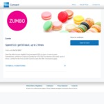 AmEx Deal Adriano Zumbo Spend $10 Get $5 Credit up to 2 Times