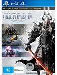 Final Fantasy XIV Complete Edition PS4: $39, Store Pickup or + $1.69 Delivery @ JB Hi-Fi