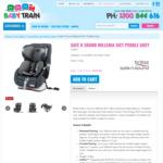 Britax Safe N Sound Millennia Convertible Car Seat 429 Baby Train