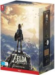 [Nintendo Switch] Legend of Zelda Breath of The Wild Limited Edition $164.32 Delivered @ Amazon AU