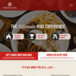 [QLD & NSW] Ribs & Rumps $25 off Bill Using App (No Minimum Spend)