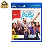[PS4] Singstar Ultimate Party - $4.79 Shipped @ Repo Guys eBay