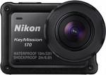 Nikon KeyMission 170 Action Video Camera $197 @ Harvey Norman