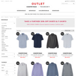 Men's Shirts from $20.96 @ Country Road ($10 Shipping or Free When Spend > $100)
