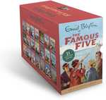 Enid Blyton - Famous 5 (21 Books) $60 from Big W