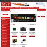 MSY EOFY Sale - Galax 4G GTX 1050 Ti $219, 8G GTX 1070 Ti $649, and Razer Accessories